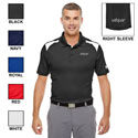 UA TECH COLORBLOCK POLO